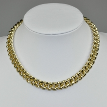 Vintage Kette gold made in Germany